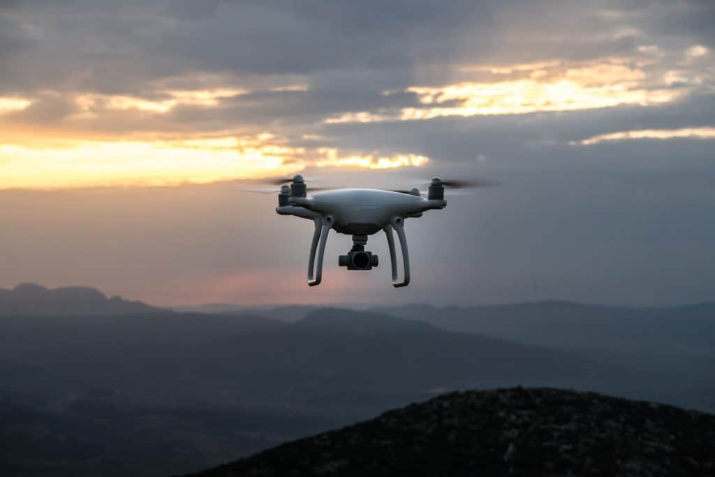 Benefits Of Drone With HD Camera