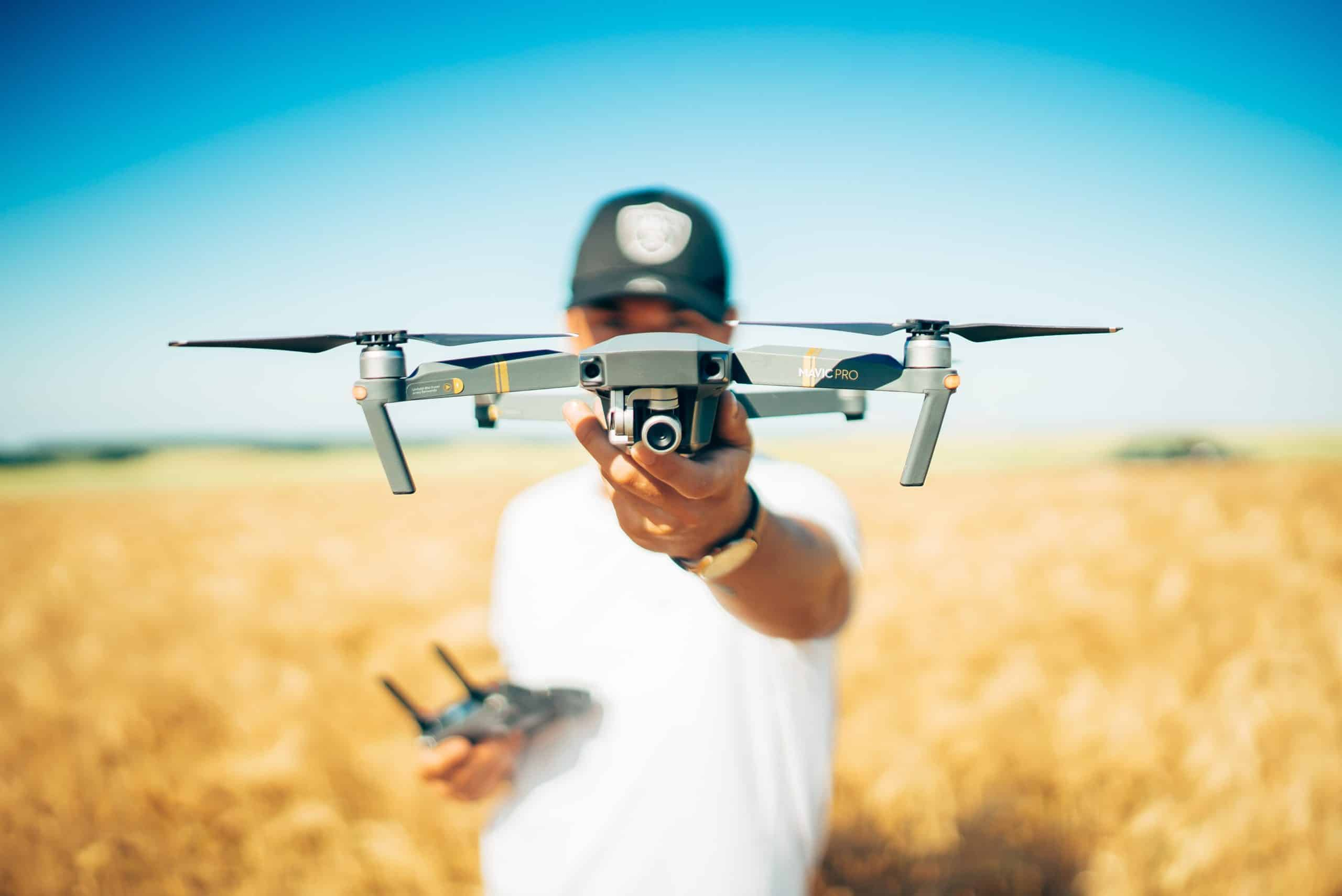 The Right Drone Camera Is The Ideal Drone Camera