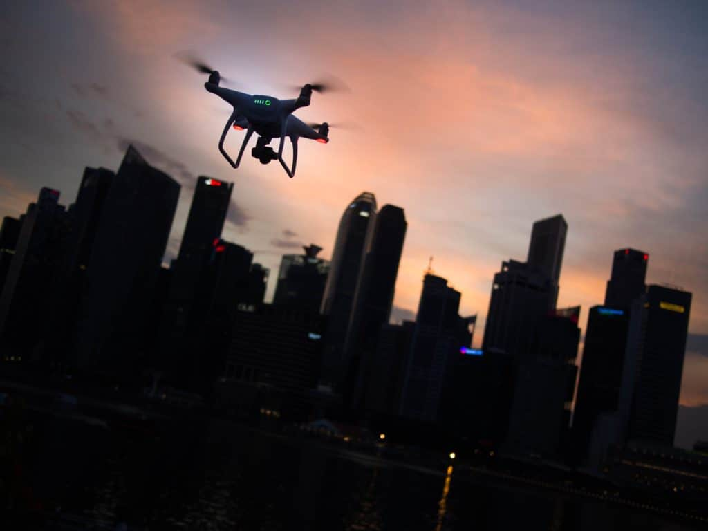 The Future of Drone - Is It As Good As It Sounds?