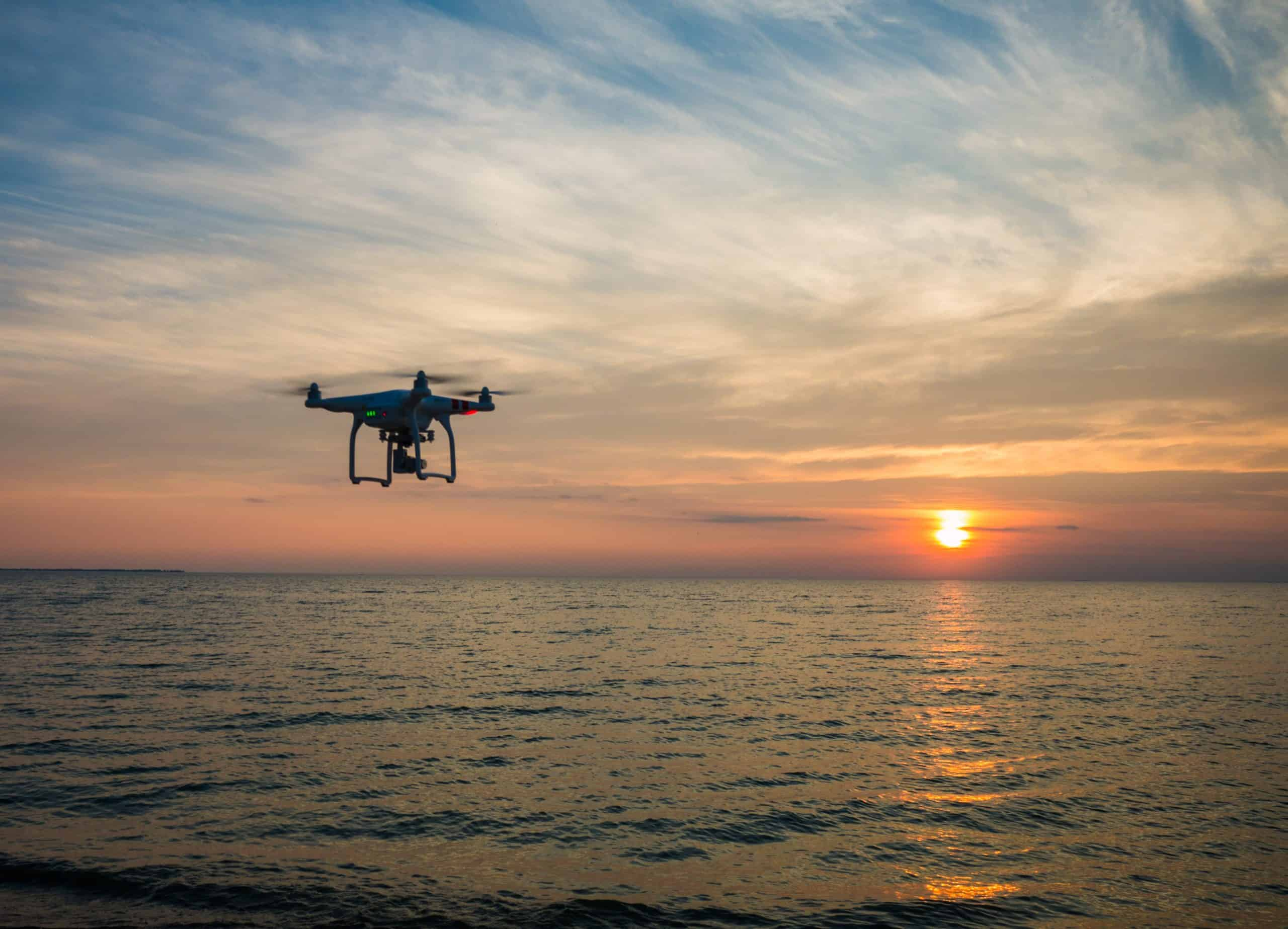Incredible Benefits Of Using DJI Camera Drones